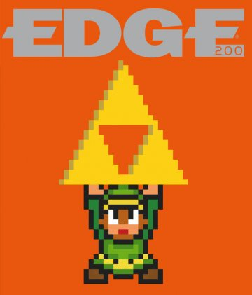 Edge 200 (April 2009) (cover 008 - Link - Zelda A Link To The Past)