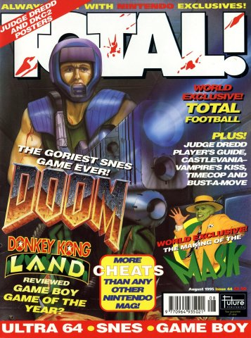 Total! Issue 44 (August 1995)