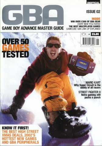 Game Boy Advance Master Guide