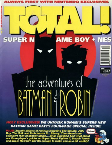 Total! Issue 34 (October 1994)