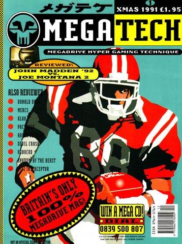 MegaTech 01 (Christmas 1991)