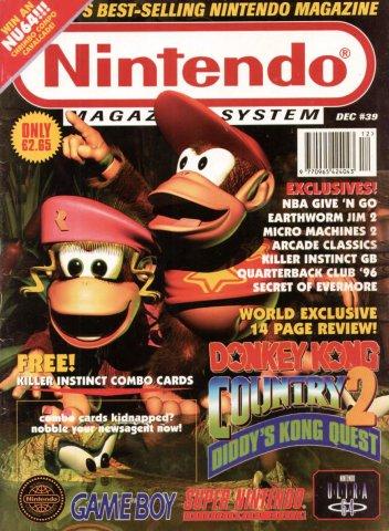 Nintendo Magazine System 039 (December 1995)