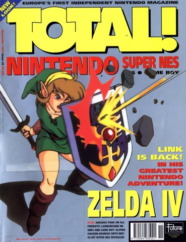 Total! Issue 23 (November 1993)
