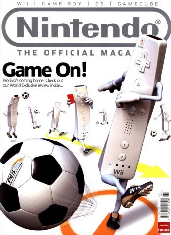 Official Nintendo Magazine 027 (March 2008)