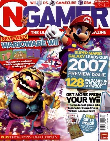NGamer Issue 06 (February 2007)