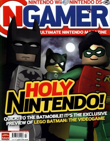NGamer Issue 20 (March 2008)