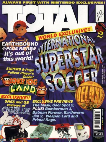 Total! Issue 45 (September 1995)
