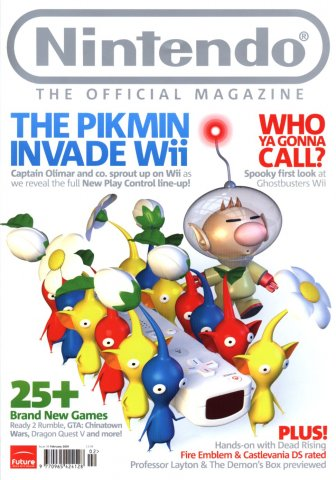 Official Nintendo Magazine 039 (February 2009)