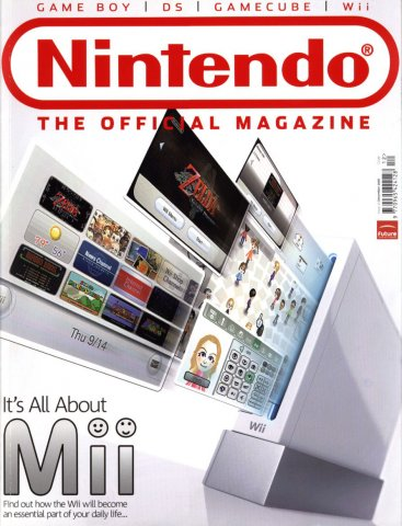 Official Nintendo Magazine 010 (December 2006)