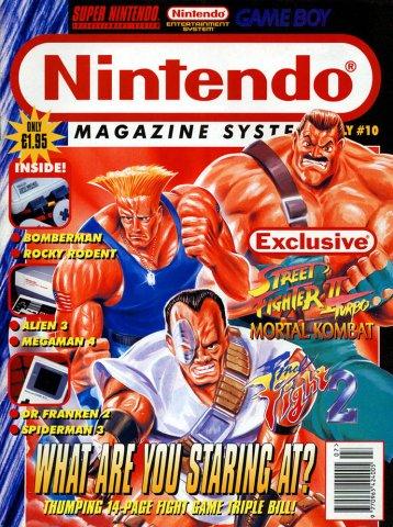 Nintendo Magazine System 010 (July 1993)