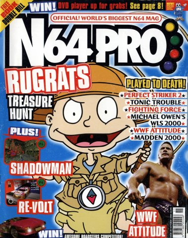 N64 Pro Issue 26 (October 1999)