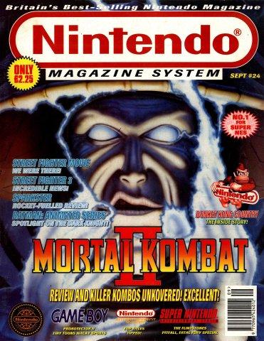Nintendo Magazine System 024 (September 1994)