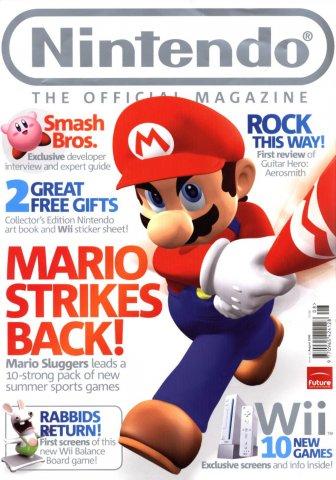 Official Nintendo Magazine 032 (August 2008)