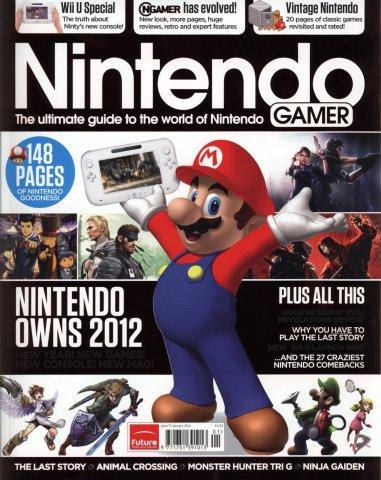 Nintendo Gamer Issue 71 (January 2012)
