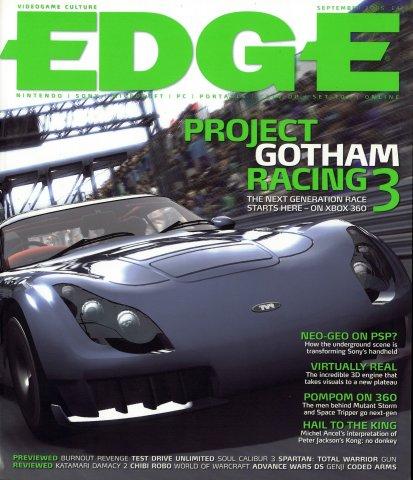 Edge 153 (September 2005)