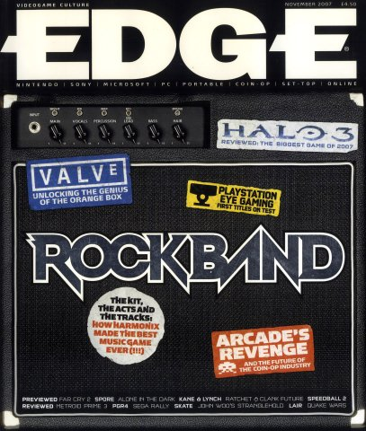 Edge 181 (November 2007)