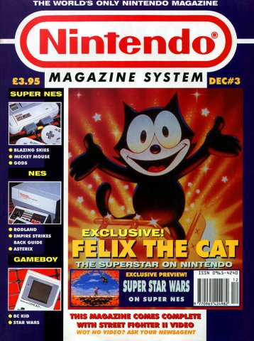 Nintendo Magazine System 003 (December 1992)