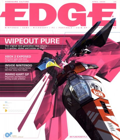 Edge 148 (April 2005)