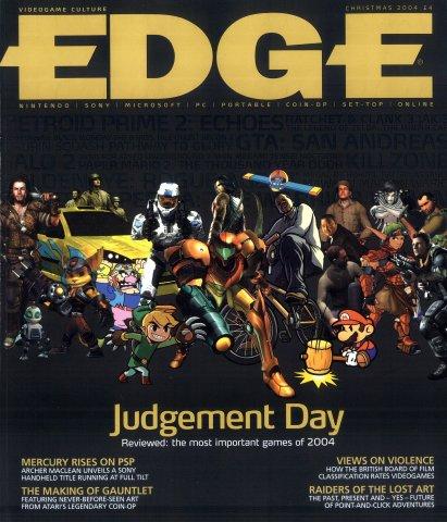 Edge 144 (Christmas 2004)