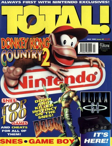 Total! Issue 43 (July 1995)