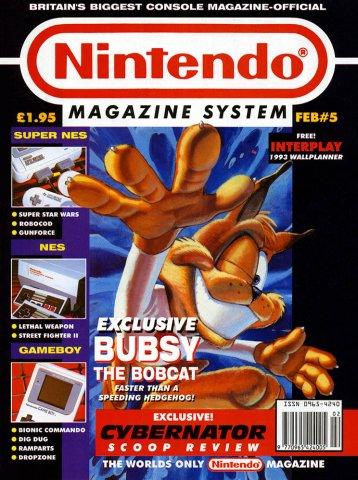 Nintendo Magazine System 005 (February 1993)