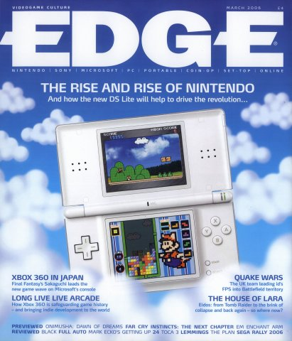 Edge 160 (March 2006)