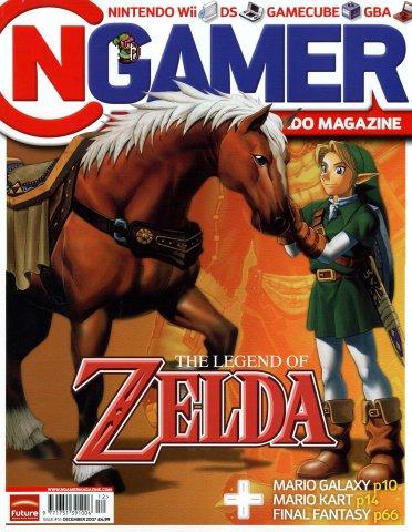NGamer Issue 16 (December 2007)