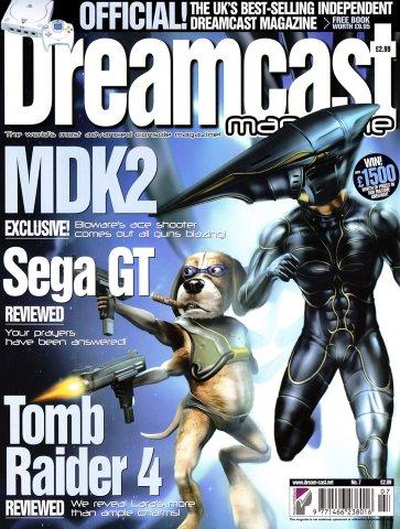 Dreamcast Magazine 07 (March 2000)