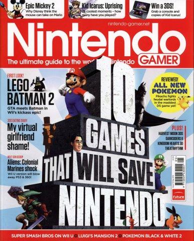 Nintendo Gamer Issue 75 (May 2012)