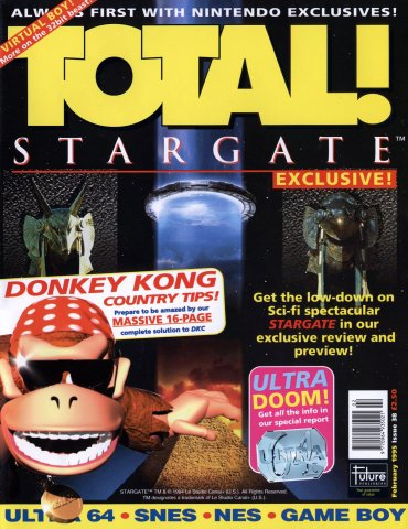 Total! Issue 38 (February 1995)
