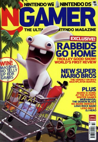 NGamer Issue 43 (Winter 2009)