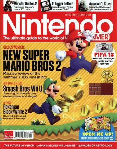 Nintendo Gamer Issue 79 (September 2012)