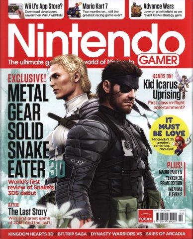 Nintendo Gamer Issue 72 (February 2012)