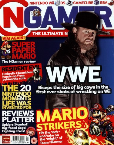 NGamer Issue 11 (July 2007)