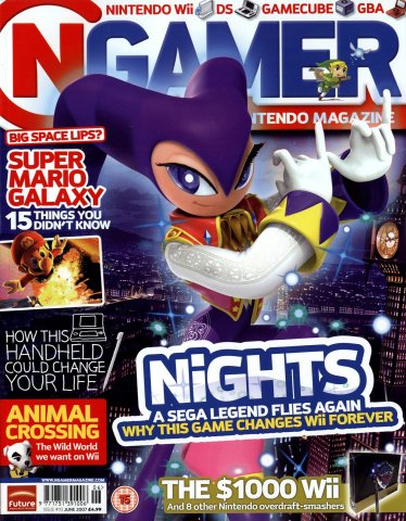 NGamer Issue 10 (June 2007)