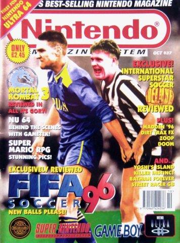 Nintendo Magazine System 037 (October 1995)