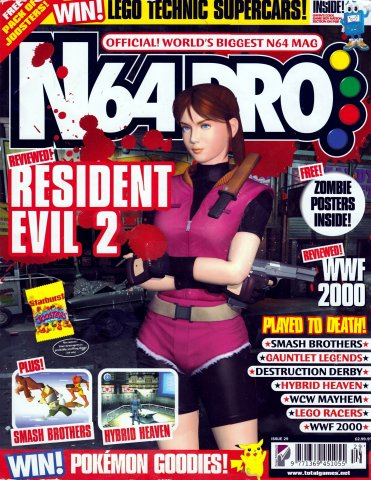 N64 Pro Issue 29 (Christmas 1999)