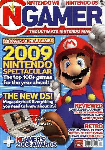 NGamer Issue 32 (February 2009)