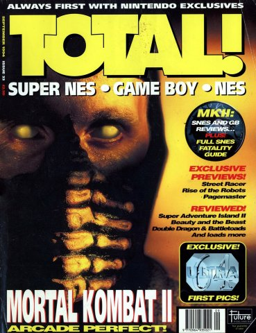 Total! Issue 33 (September 1994)