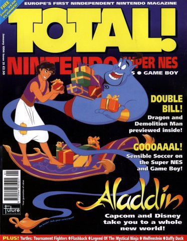 Total! Issue 25 (January 1994)