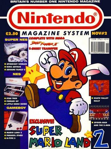 Nintendo Magazine System 002 (November 1992)
