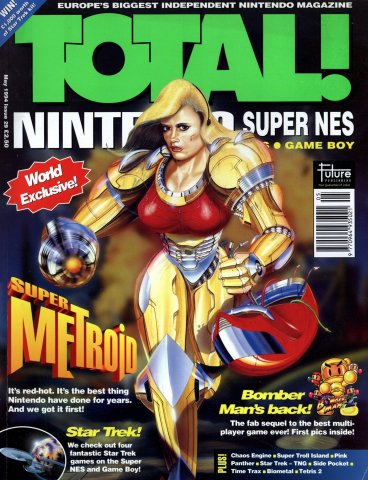 Total! Issue 29 (May 1994)