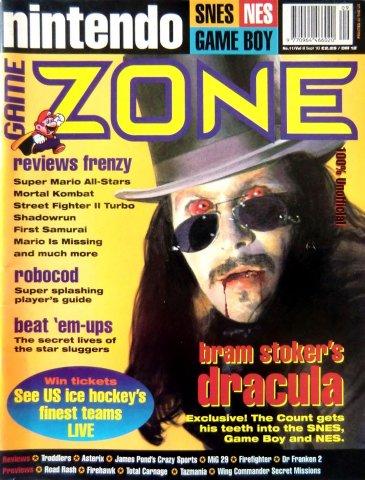 Nintendo Game Zone Issue 11 (September 1993)