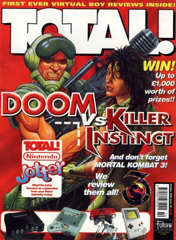 Total! Issue 46 (October 1995)