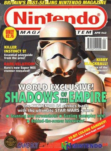 Nintendo Magazine System 043 (April 1996)