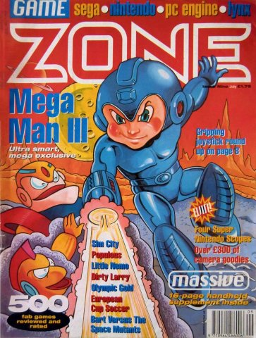 Game Zone Issue 09 (July 1992)
