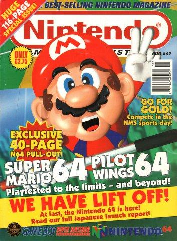 Nintendo Magazine System 047 (August 1996)