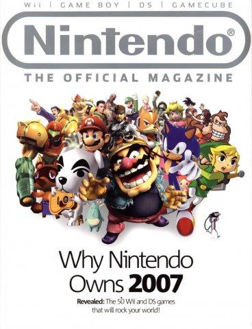 Official Nintendo Magazine 012 (January 2007)