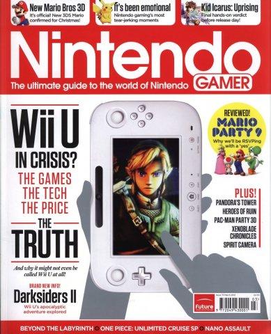 Nintendo Gamer Issue 73 (March 2012)