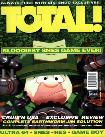 Total! Issue 37 (January 1995)
